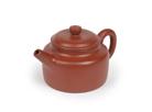 """Чайник из исинской глины """"Старый Даос"""" 300 мл."""
