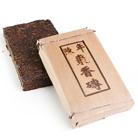 Многолетний Шу Пуэр в бамбуке кирпич 250 г (фаб. Чентай, Линцан 2012 г.)