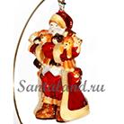 Дед Мороз и плюшевый праздник