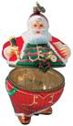 Шкатулка Толстый Санта
