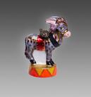 Цирковой ослик