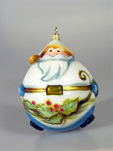 Санта пузырь