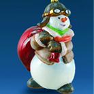 Снеговик пилот