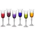 Набор бокалов для шампанского из 6 шт. 150 мл.