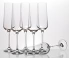 """Набор бокалов для шампанского из 6 шт. """"Сандра"""""""