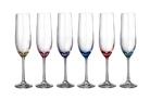 """Набор бокалов для шампанского из 6 шт. """"Виола q8417"""""""