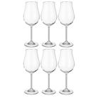 "Набор бокалов для вина из 6 шт. ""Аттимо"" 340 мл."