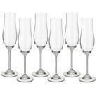 """Набор бокалов для шампанского из 6 шт. """"Аттимо"""" 180 мл."""