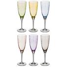 """Набор бокалов для шампанского из 6 шт. """"Кейт"""" 220 мл."""