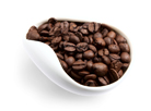"""Кофе в зернах ароматизированный """"Французская ваниль"""""""