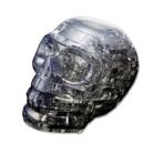 3D головоломка Череп