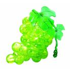 3D головоломка Виноград зеленый