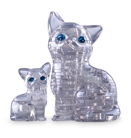 3D головоломка Кошка
