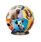 Шаровый пазл Мир собак 60 деталей, 7,6 см