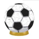 Шаровый пазл Футбол 240 деталей, 15 см