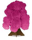 Волшебные кристаллы Чудесное дерево розовое