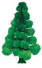 Волшебные кристаллы Чудесная ёлочка зеленая
