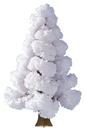 Волшебные кристаллы Чудесная ёлочка белая
