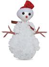 Волшебные кристаллы Замечательный снеговик