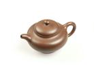 """Чайник из исинской глины """"Бронзовый лис"""" 150 мл."""