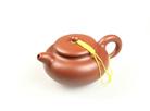 """Чайник из исинской глины """"Бурый лис"""" 150 мл."""