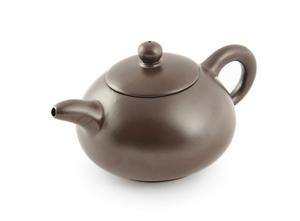 "Чайник из исинской глины ""Фэн Дань"" 220 мл."