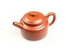 """Чайник из исинской глины """"Красная жемчужина"""""""