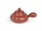 """Чайник из исинской глины """"Красный Шень"""" 200 мл."""
