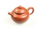"""Чайник из исинской глины """"Рыжий Барс"""" 250 мл."""