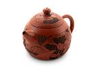 """Чайник из исинской глины """"Сфера"""" 220 мл."""