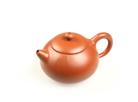 """Чайник из исинской глины """"Весенний пух"""" 200 мл."""