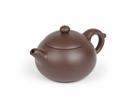 """Чайник из исинской глины """"Земляной орех"""" 200 мл."""