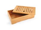 """Чайный поднос """"Бамбук"""" 27.3x18.5x6.3 см"""