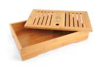 """Чайный поднос """"Бамбук"""" 34.7x22.6x6.3 см"""