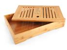 """Чайный поднос """"Бамбук"""" 37.5x26x6.6 см"""