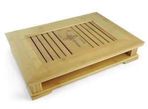 """Чайный поднос """"Бамбук"""" 40x28.5x7 см"""