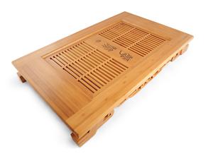 """Чайный поднос """"Бамбук"""" 59x36.5x7.5 см"""