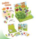 """Детский развивающий набор для выращивания """"Весёлая грядка"""""""