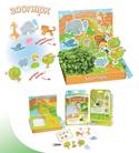 """Детский развивающий набор для выращивания """"Зоопарк"""""""