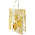 Подарочный пакет «Ёлочные шары», 36*12*41 см