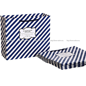 Подарочный пакет «Марина», 30,5*27*12