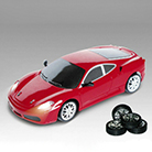 Радиоуправляемая машинка для дрифта Ferrari F430