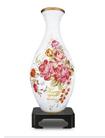 3D Пазл Ваза Английская  роза 160 деталей