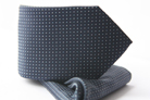 Набор галстук и платок ST1027m
