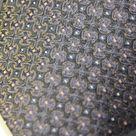 Набор Aristokrat галстук с платком темно-серого цвета с абстрактным рисунком