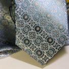 Набор Aristokrat галстук с платком с восточным орнаментом