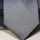 Набор Aristokrat галстук с платком светло-сиреневого цвета с изысканным абстрактным рисунком