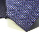 Набор Aristokrat галстук с платком изящный фиолетового цвета