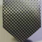 Галстук мужской фактурный в клетку
