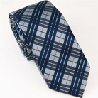 Клетчатый галстук